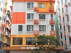链家愿景深圳城中村公寓门锁改造