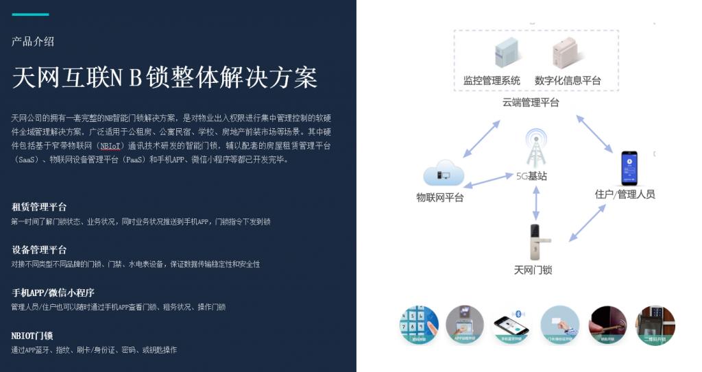 NB-IoT智能锁新增多项黑科技,安全/便捷再次升级!