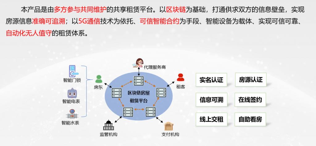 5G物联网共享租赁场景