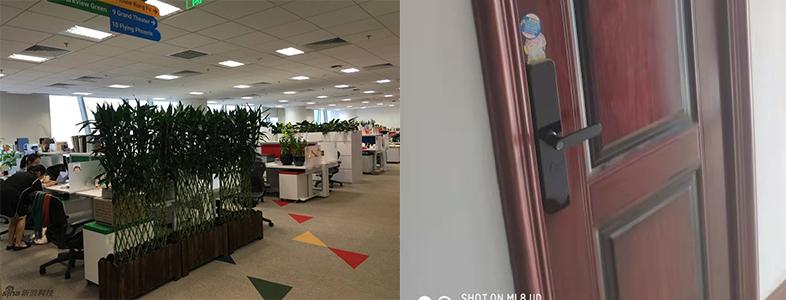 办公室/酒店5G物联网解决方案成功案例