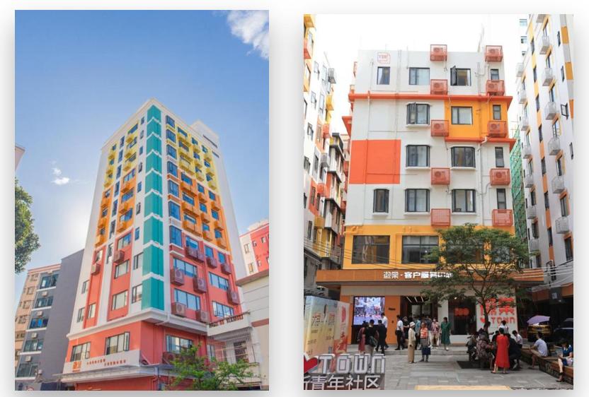 项目案例-链家愿景深圳城中村公寓门锁改造