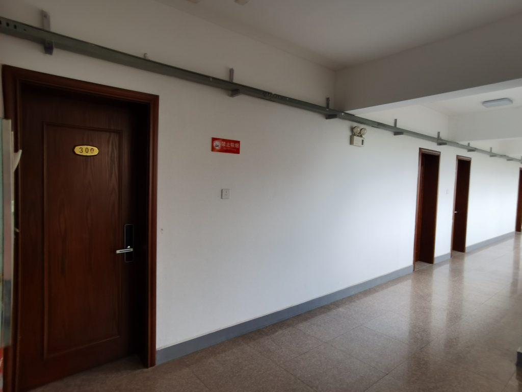 项目案例-湖南长沙市某交警总队智慧机关NB智能锁